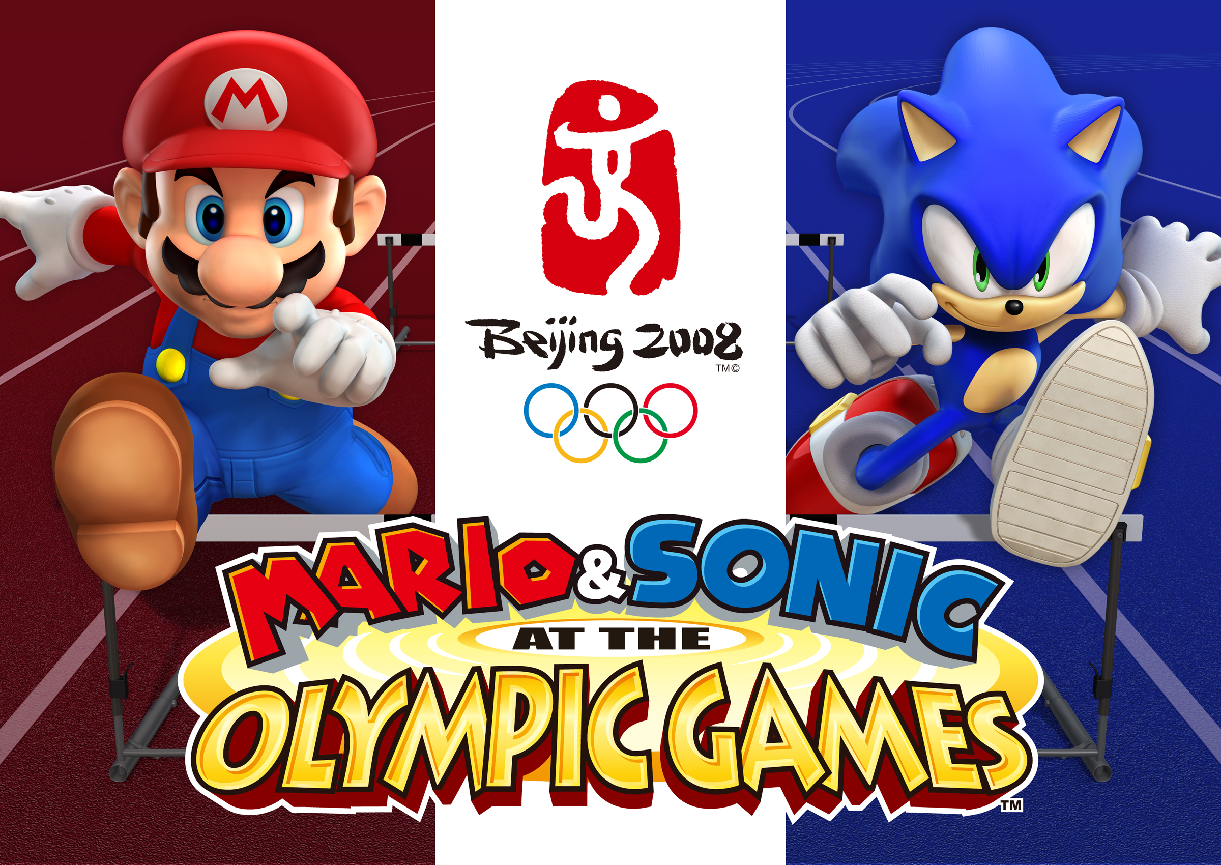 Mario 38 Sonic At The Olympic Games