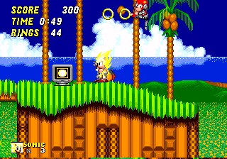 Sonic2 MD SuperSonicShield.png