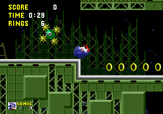 Star Light Zone Sonic Retro