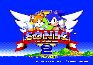 Sonic The Hedgehog 2 Beta 7 Sonic Retro
