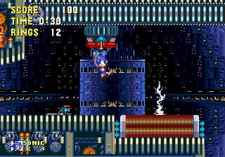 Death Egg Zone Sonic Knuckles Sonic Retro