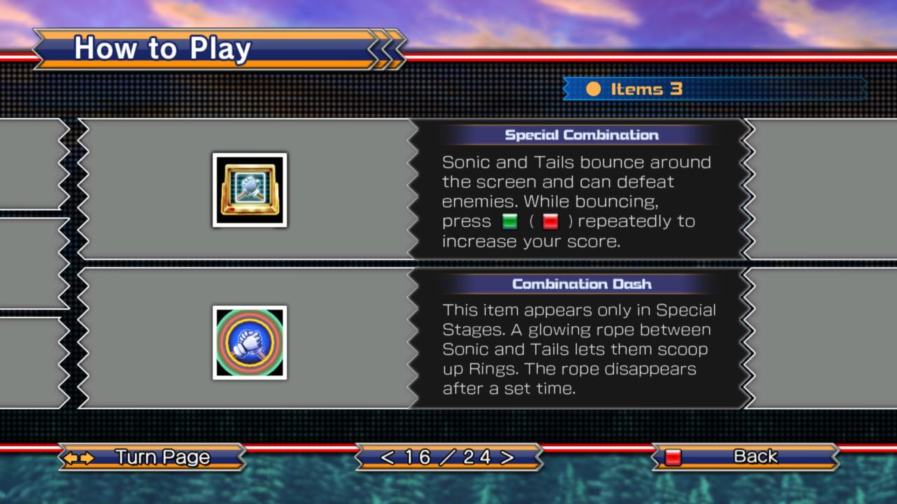 Monitor - Sonic Retro