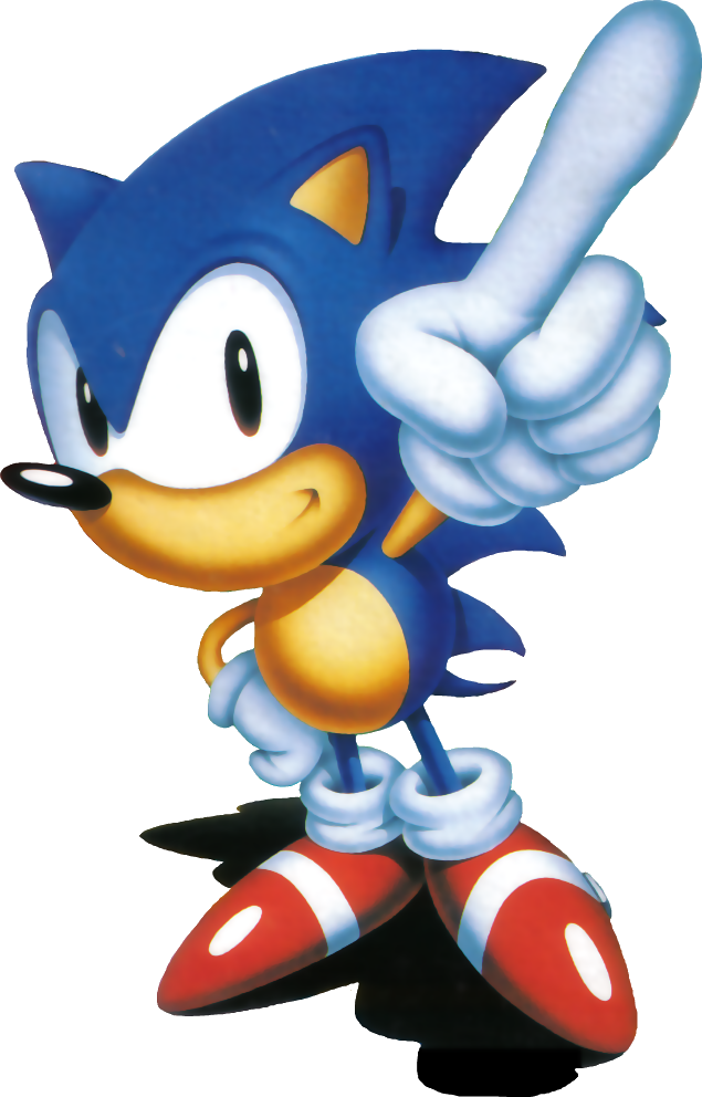 File:Sonictails2 Sonic 01.png - Sonic Retro