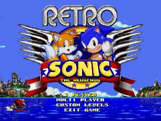 Retro Sonic - Sonic Retro