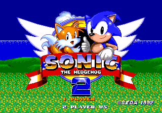 Sonic The Hedgehog 2 Beta 4 Sonic Retro