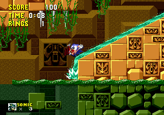 Category Levels With An Underwater Theme Sonic Retro