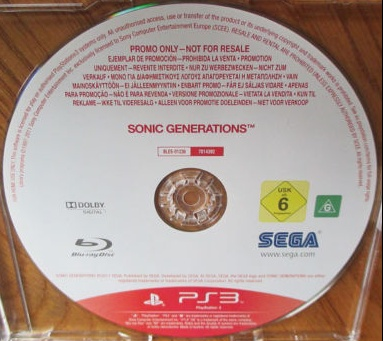 File:SonicGenerations PS3 EU promo disc.jpg