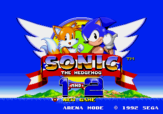 Sonic 1 and 2 Title Screen.png