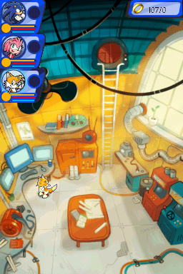 Sonic tails x cosmo 2 - 1 5