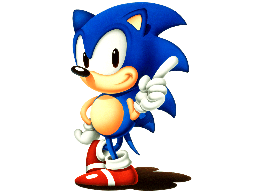 The Sega Five How Sega Redesigned Sonic The Hedgehog Segabits 1 Source For Sega News