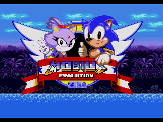 Mobius Evolution Sonic Retro