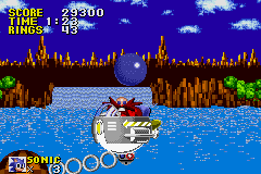 SonicGenesis GBA Comparison GHZ Act3Boss.png