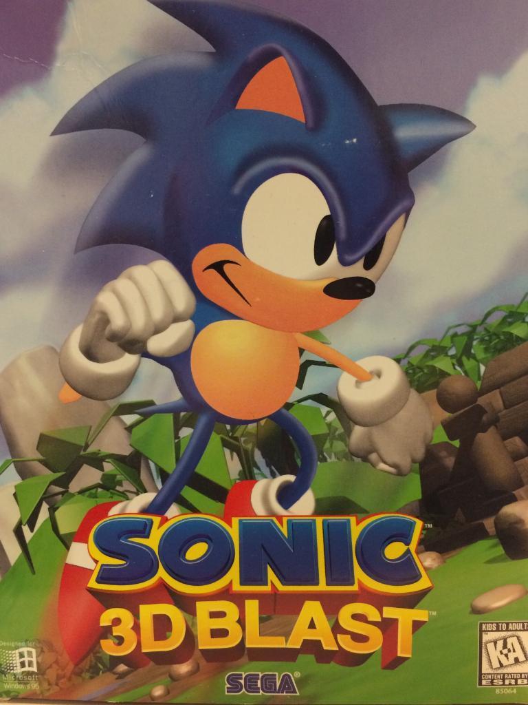 Buy Sonic 3D Blast