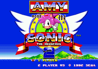 Amy In Sonic 2 Title.png