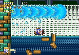 Sonic31993-11-03 MD HCZ1 BrokenBackground.png