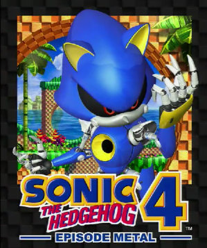 Sonic The Hedgehog 4 Episode Metal