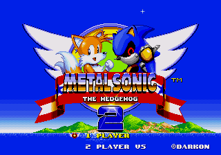 MetalSonicInSonic2 TitleScreen.png
