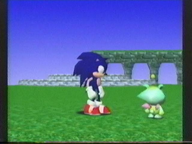 Sonic Adventure Dc Auto Demo 1998 10 16 X Cult