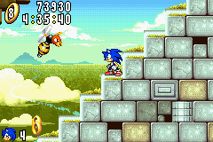 Sonic Advance Badnik Stinger.PNG
