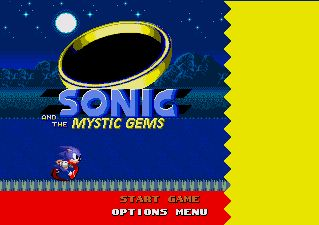 Sonic And The Mystic Gems - Sonic Retro