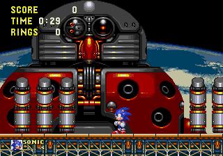 Great Eggman Robo Sonic Retro