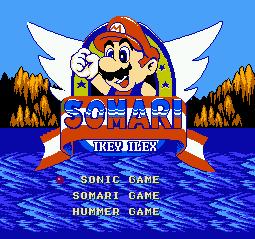 Somari 3D Blast 5 - Sonic Retro