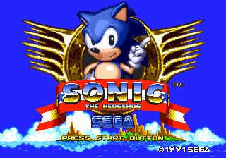 Sonic the Hedgehog Remix - Sonic Retro