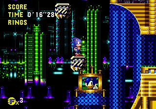 Sonic the Hedgehog CD (prototype 510)