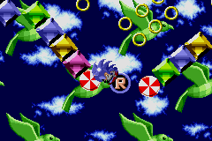 SonicGenesis GBA Comparison SS1 Stuck.png