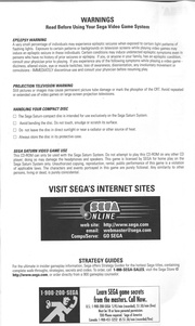 File:Sonic R Sega Saturn US Manual pdf - Sonic Retro