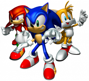 Category Characters Sonic Retro