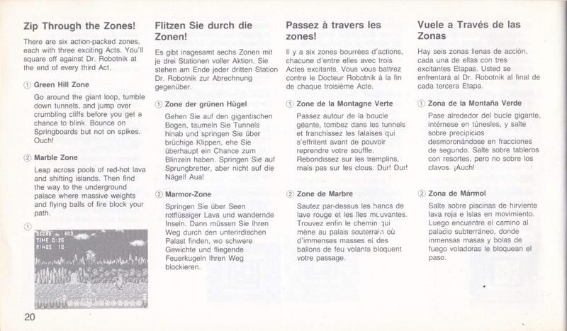 File:Sonic1 MD EU manual.pdf - Sonic Retro