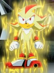 sonic the hedgehog 2006 super shadow