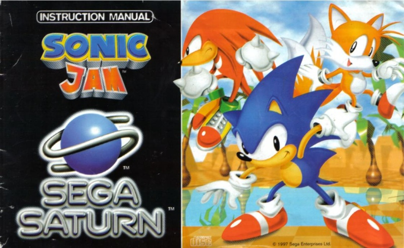 File:SonicJam Sat EU manual.pdf - Sonic Retro
