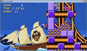 Скачать Игру Sonic Time Twisted - фото 2
