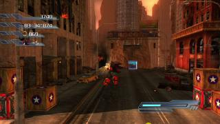 Crisis City - Sonic Retro