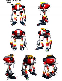 E-100 Series - Sonic Retro