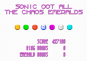 Chaos Emeralds - Sonic Retro