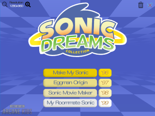 Sonic Dreams Collection title screen.png