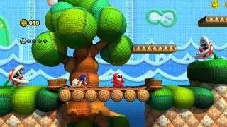 Yoshi's Island Zone - Sonic Retro