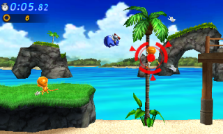Emerald Coast (Sonic Generations 3DS) - Sonic Retro
