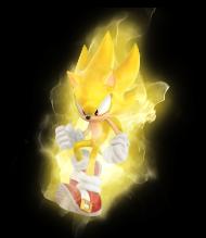 Super Sonic Sonic Retro