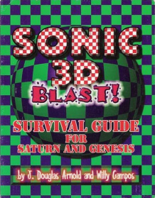 Sonic 3D Blast! Survival Guide for Saturn and Genesis