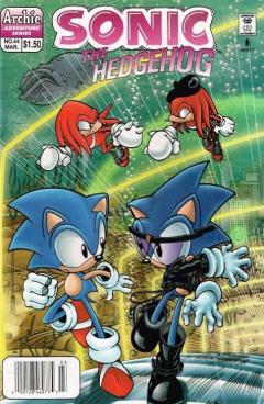 Sonic The Hedgehog 044 Archie Sonic Retro
