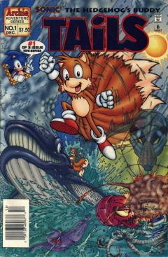 Sonic The Hedgehog S Buddy Tails 1 Sonic Retro