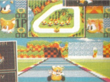 Game Development Sonic Drift Sonic Retro