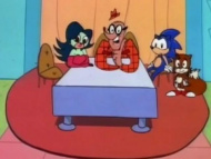 Adventures Of Sonic The Hedgehog Sonic Retro