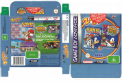 Sonic 2in1 GBA Sonic Advance Pinball Party AU Cover.png