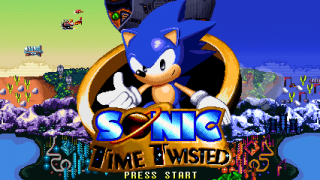 Sonic Time Twisted - Sonic Retro