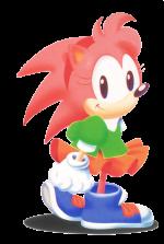 Amy Rose - Sonic Retro